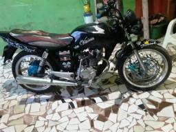 Vendo uma moto vareta impecavel - 2008