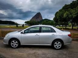 Toyota Corolla Xei Completíssimo + Estepe Sem Uso + 48.000 Kms - 2010