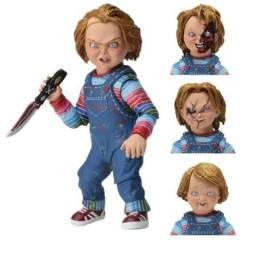 Chucky - Brinquedo Assassino Ultimate - Neca - Action Figure