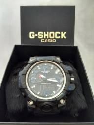 2a6613910f8 Relogio g shock preto