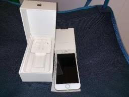 Iphone 7 - Branco E Dourado (excelente Estado E Sem Riscos)