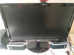 """Monitor LED LCD com tela widescreen de 23"""" Flatron E2350"""
