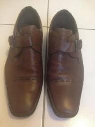 Sapato Masculino Social em Couro Marca Mariner Número 40 c3c70342ba2a9