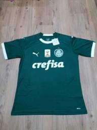 6485d3003c Camisa do Palmeiras Puma Tradicional 2019