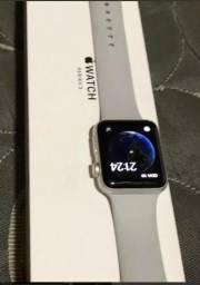 12a9a66591539 Apple Watch Série 3 Gps - 42mm - na garantia comprado em setembro 18
