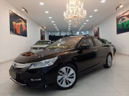 Honda Accord EX 3.5 V6 2016 18.000Kms *Blindado NIII-A