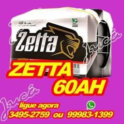 Baterias Zetta com o melhor preço!!!!