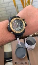 Temos os relógios mais lindo da ilha.