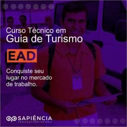 Curso Técnico em Guia de Turismo
