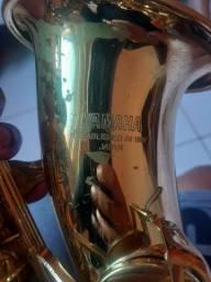 Saxofone Yamaha YAS  275..IMPECÁVEL