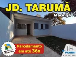 8444   Casa à venda com 2 quartos em Jardim Tarumã, Maringá