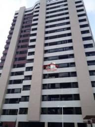 Apartamento com 3 dormitórios à venda, 109 m² por R$ 530.000,00 - Fátima - Fortaleza/CE