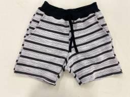 Bermudas e shorts de moletom