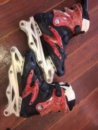 Vendo patins traxart x-tart 41-42