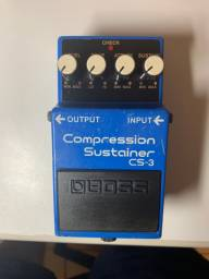 Pedal Boss CS3 Compression Sustainer