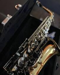 Saxofone Alto Eagle (troca em PC Gamer)