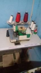 Maquina orveloque 03 fio industrial