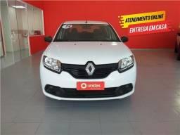Renault Logan 1.0 12v sce flex authentique manual - 2019