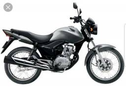 Vendo moto fan 125 - 2010