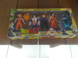 Brinquedos do dragon ball
