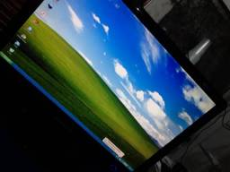 Computador e monitor