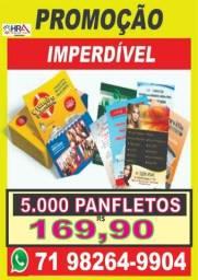 5.000 Panfletos 169,90