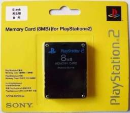 Memory Card 8 Mb Para Playstation 2 Ps2