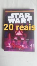 Livros Star Wars 20