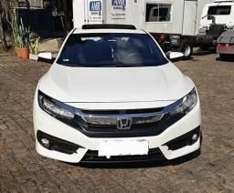 Honda Civic 1.5 Touring turbo aut. 2017