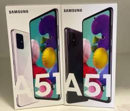 Samsung A51 novos lacrados garantia