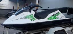 Jet ski Seadoo 720cc com carreta.