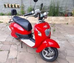 Scooter Retro Elétrica