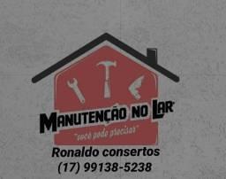 Consertos residenciais em geral