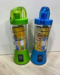 Liquidificador Portátil com 2 lâminas, 380ml