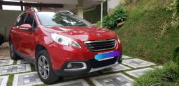 Peugeot 2008 - apenas 12.000 km