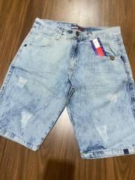 Short jeans  masculino tamanho 44