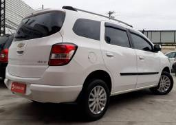 CHEVROLET SPIN LT COMPLETO ANO  2015