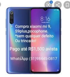 Samsung s9 plus - mesmo nível