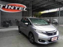 Honda Fit Exl Cvt 2020 Novo! com Bancos de Couro - Automático!
