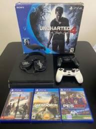 PlayStation 4 slim / 500gb / 2 controles + Headset !