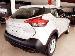 Nissan Kicks S MT 20/21 - R$ 74.811,00