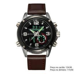 Relógio masculino original Stryve EXCLUSIVO