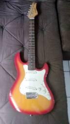 Guitarra Strinberg Sts 100 Sb Stratocaster Sunburs