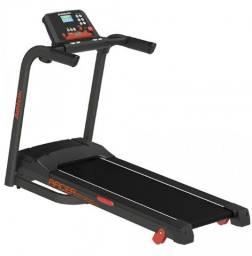 Esteira Super Premium Athletic Race 16km/H + Sensor de Pulso Em Até 10x Sem Juros
