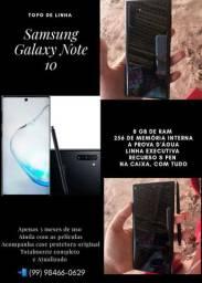 GALAXY NOTE 10 4MESES DE USO