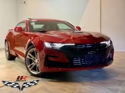 Chevrolet Novo Camaro SS V8 - Vermelho - 2019 - 0 km - 6 dias faturado