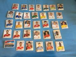 Lote Com 288 Figurinhas Cromos Originais Álbum Panini Copa Do Mundo Fifa World Cup 2018!