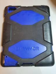 Capa Para iPad 2 3 4 Anti Impacto Survivor A1395 A1396 A1397
