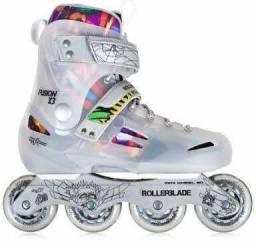 Rollerblade fusion X3 edição limitada 36/35