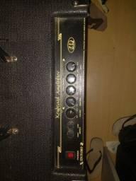 Vendo/troco amplificador QX200 METEORO KEYBOARD